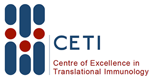 Centre of Excellence in Translational Immunology (CETI) logo