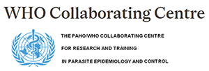 PAHO/WHO Collaborating Centre for Research and Training in Parasite Epidemiology and Control logo