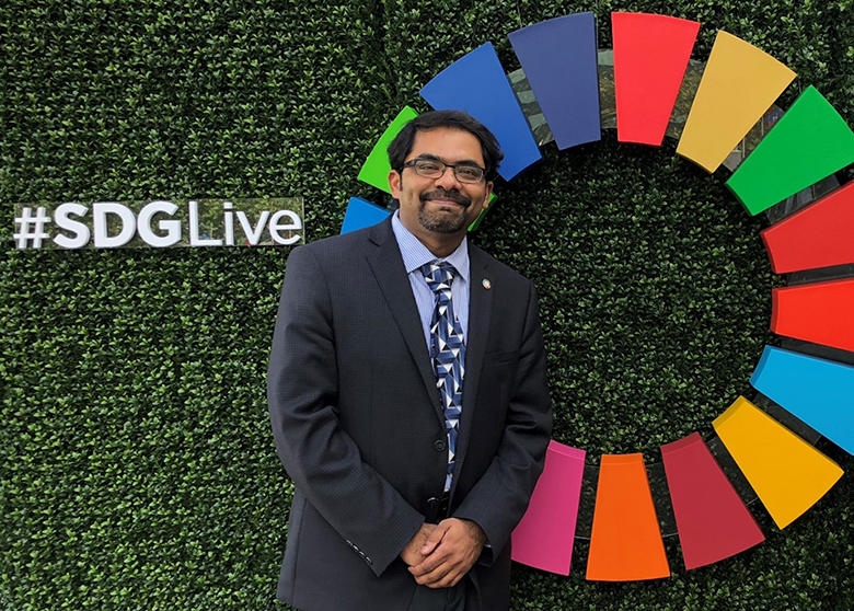 Dr. Madhukar Pai is a member of the Infectious Diseases and Immunity in Global Health Program at the Research Institute of the MUHC and director of the McGill International TB Centre