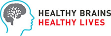 Healthy Brains, Healthy Lives (HBHL) logo