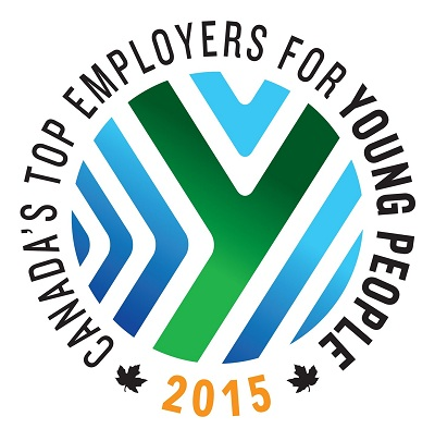 The MUHC and RI-MUHC Chosen as Two of Canada's Top Employers for Young People in 2015