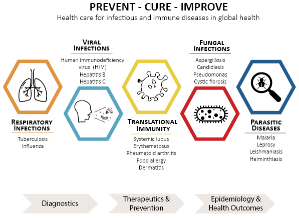 Infectious Diseases and Immunity in Global Health Program