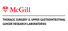 McGill University Thoracic and Upper GI Cancer Research Laboratories logo