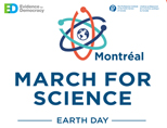 March for Science – Montreal (April 22, 2017)