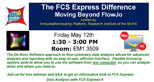 Seminar: Analysis of flow cytometry and imaging flow cytometry with FCS Express (May 12, 2017)