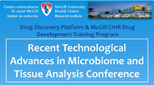 Recent Technological Advances in Microbiome and Tissue Analysis (September 12, 2017)