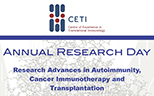 Centre of Excellence in Translational Immunology (CETI) 1st Annual Research Day (December 1, 2017)