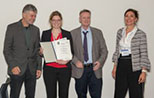 Eva Kaufmann receives award from the German Society for Immunology