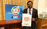 Madhukar Pai invited to first-ever UN High Level Meeting on Tuberculosis