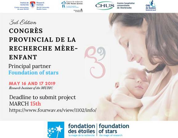 Provincial Congress on Mother-Child Research (May 16-17, 2019)