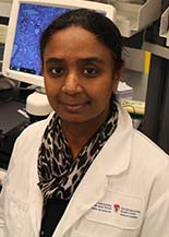 Nargis Khan, first author of study, is a postdoctoral fellow at the Research Institute of the MUHC