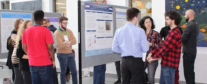 The Fourth Annual Research Day of the Infectious Diseases and Immunity in Global Health Program Research Day at the Research Institute of the MUHC, Glen site, April 19, 2019. Photo credits: Monica Elizabeth Dallmann Sauer