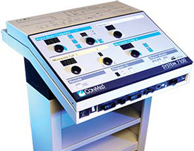 ConMed® System 7550™ Electrosurgical Generator with Argon Beam Coagulation (ABC®) Technology