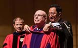 Dr. Phil Gold honoured by Quebec and UBC
