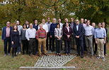 Scientists from McGill University and the Research Institute of the MUHC visit Braunschweig