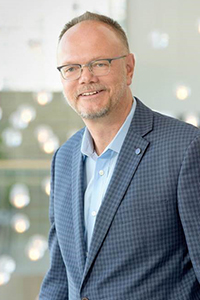 Dr. Marc Rodger, Physician-in-Chief and Medical Director of the Medical Mission of the McGill University Health Centre (MUHC), is a senior scientist in the Cardiovascular Health Across the Lifespan Program at the Research Institute of the MUHC