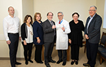 Hospitality Corner at the Montreal General Hospital donates $75,000 to research