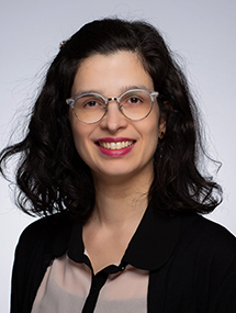 Marina Machado, PhD, is a postdoctoral fellow at the Research Institute of the MUHC
