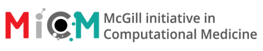 McGill initiative in Computational Medicine logo