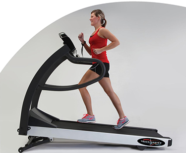 Trackmaster 428 CP medical treadmill
